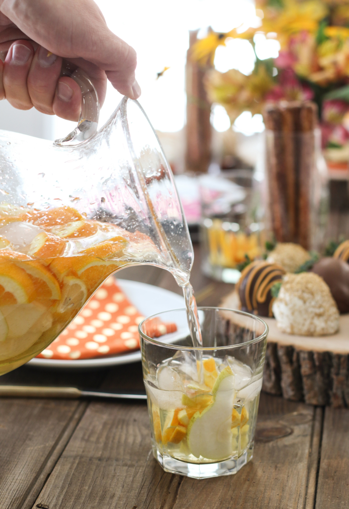 Fall Cocktail Party | Inspired by Charm via Shari's Berries