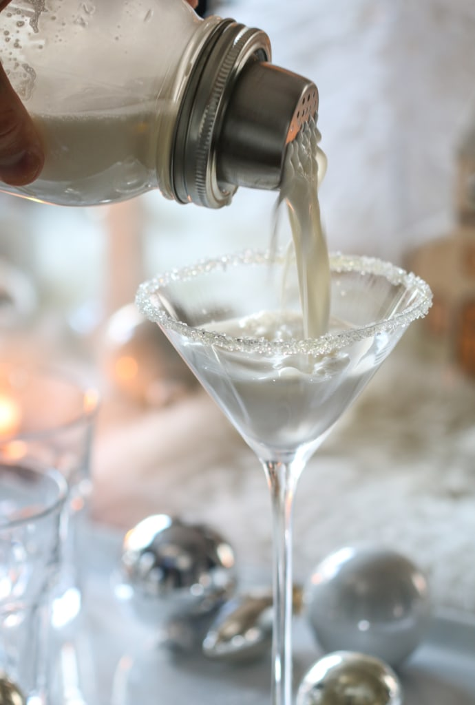 White Christmas Party | Inspired by Charm