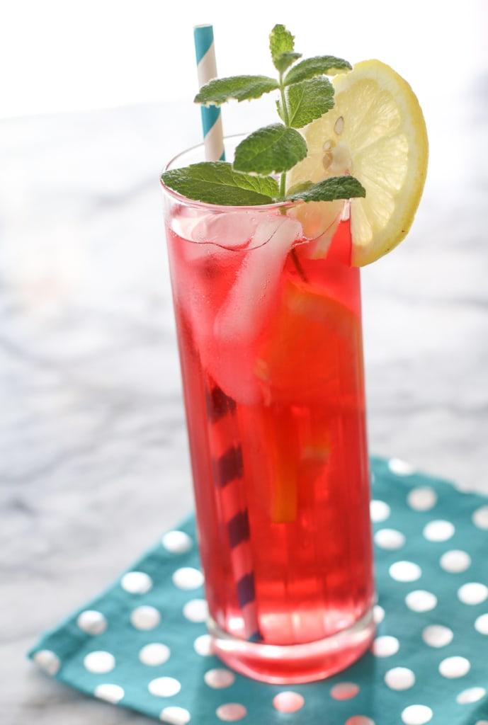 Hibiscus Orange Lemonade recipe